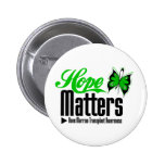 Materias de la esperanza - trasplante de la médula pin