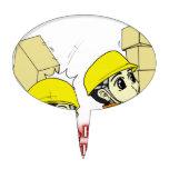 Materias de Safetry Figuras Para Tartas