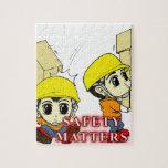 Materias de Safetry Puzzles Con Fotos