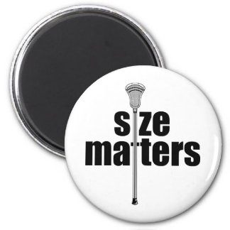 Materias del tamaño de LaCrosse Iman De Nevera