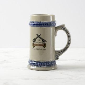 ¡Materias del TAMAÑO! Jarra De Cerveza