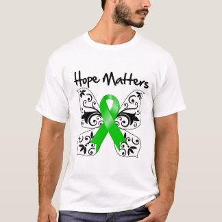 Materias hepáticas de la esperanza del cáncer playera