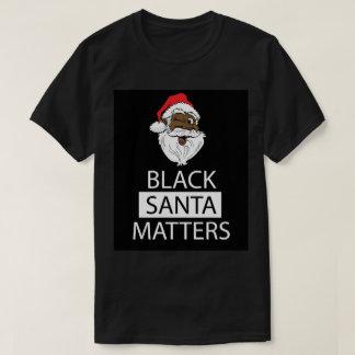 Materias negras de Santa Playera