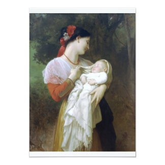 Maternal admiration card