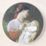 Maternal Admiration Coaster