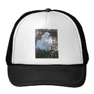 Maternidad angelical gorras de camionero