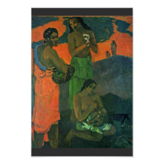 Maternidad de Gauguin Paul (la mejor calidad) Impresiones