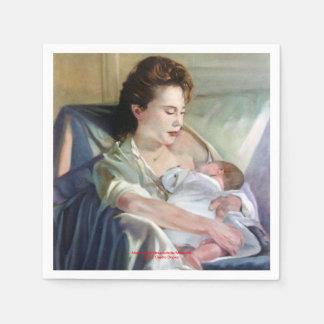 Maternidad/Maternidade/Maternity Servilletas De Papel