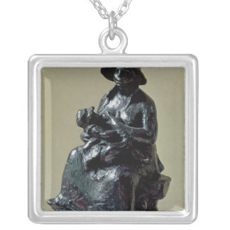 Maternity, 1916 personalized necklace