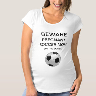 Maternity-Beware Maternity T-Shirt