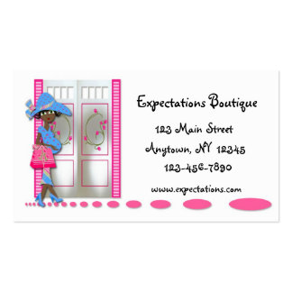 Maternity Business Card