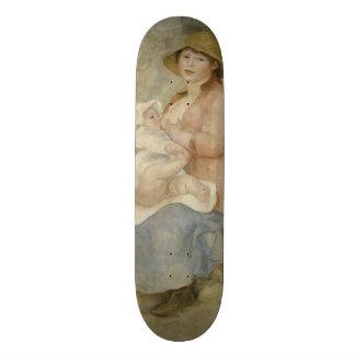Maternity by Pierre-Auguste Renoir Skateboard