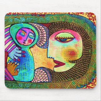 maternity by Sandra Silberzweig Mouse Pad