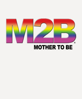 Maternity Gay Graphic Tees - M2B