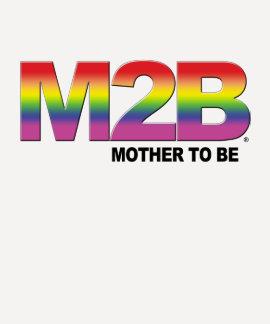 Maternity Gay Graphic Tees - M2B