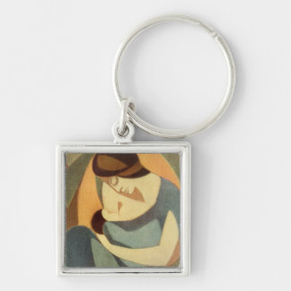 Maternity Mother and Child Keychain