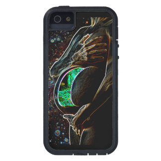 Maternity of the small extraterrestrial android case for iPhone SE/5/5s