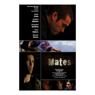 Mates Poster