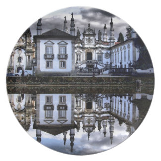 Mateus palace in Vila Real Party Plates