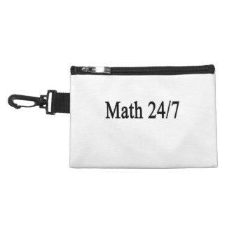 Math 24/7 accessories bags