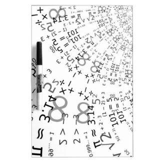 Math -535 3 Dry-Erase board