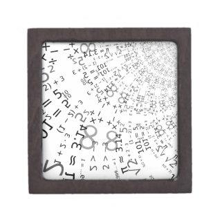Math -535 3 jewelry box
