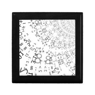Math -535 3 keepsake box