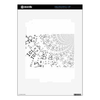 Math -535 3 skin for iPad 2
