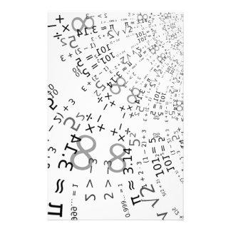 Math -535 3 stationery
