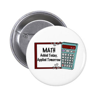Math : Added Today, Applied Tomorrow Buttons