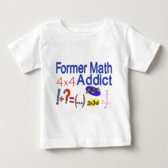 Math Addict Baby T-Shirt