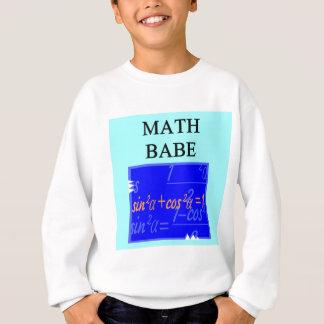 MATH BABE SWEATSHIRT
