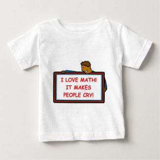 math baby T-Shirt