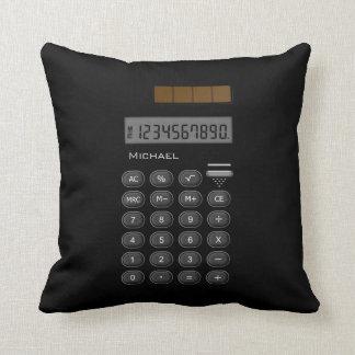 Math Calculator Pillow Pillows