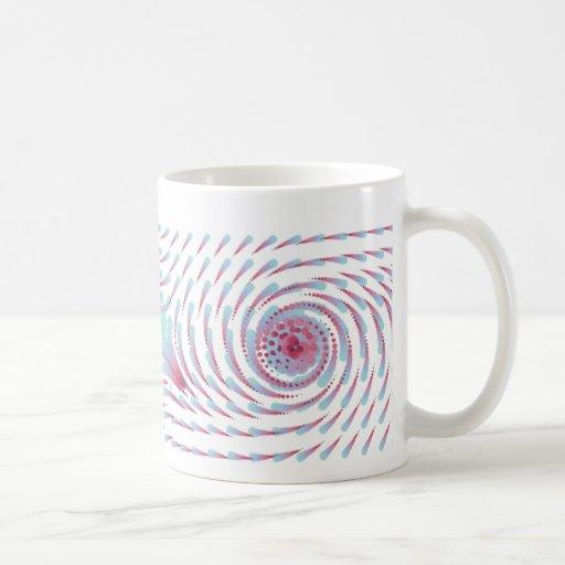 Math Center Dots Coffee Mug