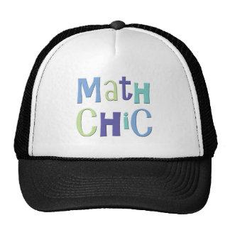 Math Chic Trucker Hat