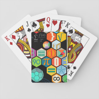 Math Classic Playing Cards