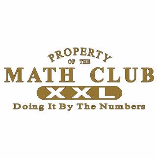 Math Club Statuette