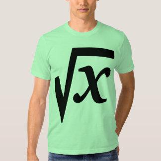 Math Color Basic T-Shirt Template - Customized