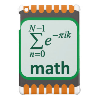 Math Computer Chip Case For The iPad Mini
