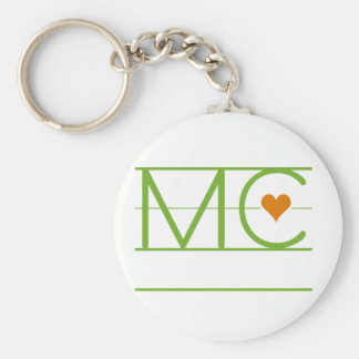 Math Concentration Key Chain