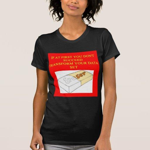 math data set tee shirt