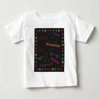 Math Design Black Baby T-Shirt