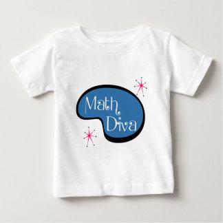 Math Diva Baby T-Shirt
