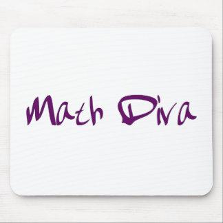 Math Diva Mouse Pad
