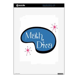 Math Diva Skins For The iPad 2