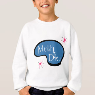 Math Diva Sweatshirt