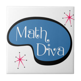 Math Diva Tile