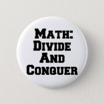 Math-divide and conquer button