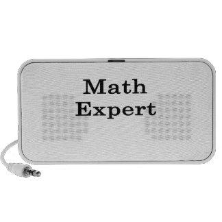 Math Expert Notebook Speaker